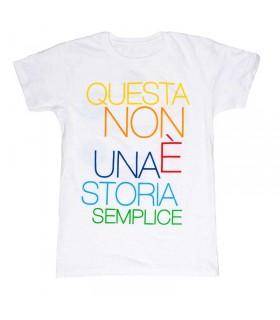 T-shirt Semplice
